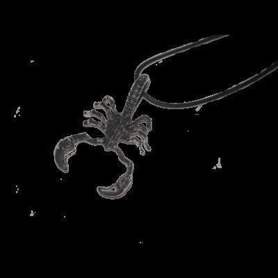Skorpió nyaklánc