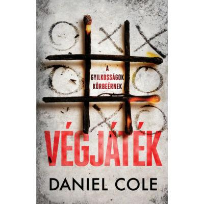 Daniel Cole - Végjáték - Rongybaba 3.