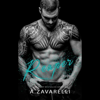A.Zavarelli - Reaper ( Boston Underworld #2 )