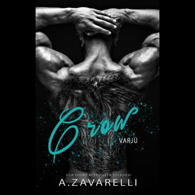 A.Zavarelli - Crow - Varjú - PUZZLE