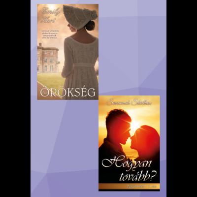 Emily Hart & Susannah Skiethen ebook csomag